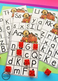 How To Produce Elementary School Much More Enjoyment Fun Letter Find Activity For Fall. Abc Activities, Toddler Learning Activities, Kindergarten Activities, Classroom Activities, Thanksgiving Worksheets, Thanksgiving Activities For Kids, Halloween Activities, Halloween Worksheets, Halloween Crafts