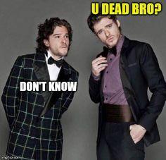U dead bro? | Hodoring