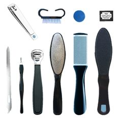 Professional Pedicure Tools, Foot File, Skin Care Tools, Nail Art Tools, Feet Care, Tool Kit, Beauty Care, Scrubs, Health