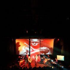 Avondje genoten van de muzikale erfenis van Miles Davis (bij Stadstheater Zoetermeer)  // Fotograaf/photographer Eelco Coers //