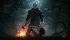 Friday the 13th starts the slashing in late May