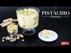 Pistachio Tiramisu Video Recipe