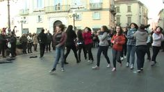 Flash Mob Society - Potenza Produzione e post- produzione: Studio EG   Emotional Short Movie  - www.studio-eg.com