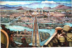 The city, which now lies under the foundations of Mexico City, was the biggest civilization of its time and one of the most majestic mankind has built.
