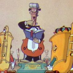 """In Walt Disney's 1935 classic Silly Symphony, """"Music Land,"""" there is a world populated with musical instruments in the throes of a cold war between classical music and jazz. In a """"Romeo and Juliet"""" fashion, hostilities finally break out, but culminate with with the eventual marriage of the two musical styles. How appropriate that the Double Bass, so integral to both styles of music, serves as the parson at the double wedding: King and Queen / Prince and Princess. Following are four long…"""