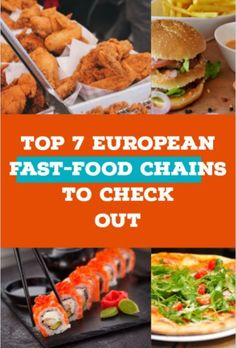 While there are plenty of and Kings to choose from, there are some and choices that are hard-pressed to find back in the States. Here are seven options to get you started. Asian Street Food, Organic Recipes, Ethnic Recipes, Burger And Fries, Fast Food Chains, Treat Yoself, Fast Food Restaurant, Cheat Meal, Fried Chicken