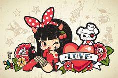 Charuca vampi love