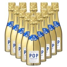 ca683c9fce View Pommery Gold POP Vintage 20cl Crate of 12 Champagne Pommery Champagne,  Mini Bottles,