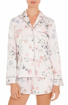 Main Image - In Bloom by Jonquil Short Pajamas