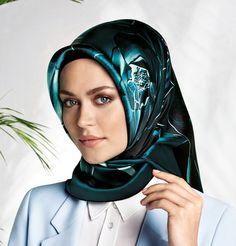 Armine Silk Hijab Scarf Spring Summer 2015 #6437 – Modefa USA