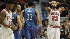 Bulls hit early crossroads after loss to Timberwolves