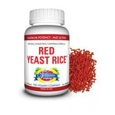 Red Yeast Rice Extract 0.75% Monacolin K