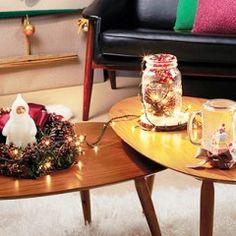 1. 크리스마스털실 트리 2. 스노볼  잠깐 사용하고 마는 크리스마스 소품을 매년 구입하기란 부담스럽다. 자투리 재료를 활용해 직접 만드는, 쉽고 근사한 크리스마스 소품 DIY.