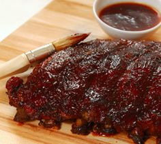 barrel-agend stout bbq sauce... i may have to try this once the smoker gets ready for spring