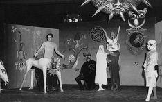 Leonora Carrington & Alejandro Jodorowsky performing Penelope (1957)