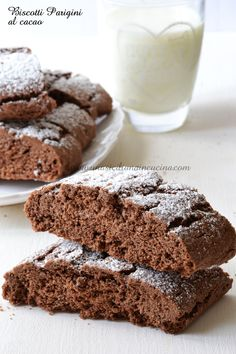 Very Helpful Cacao Techniques For cacao nibs recipes Raw Food Recipes, Sweet Recipes, Cookie Recipes, Biscotti Cookies, Powder Recipe, Italian Cookies, Vegan Cake, Biscuit Recipe, Vegan Baking
