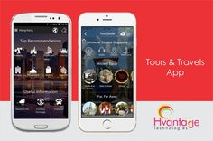 Our best travel app is the fastest and easiest way to schedule a user's tour via his/her #android device. This tour and travel #application enables users in getting an insight of all the places users want to see. This app is also adding value in the eye of users by helping in making a selection of hotels, medium of travelling i.e. by train or by fight. The clients of tour and travel agency can make their payment #online. #SEO #SMO