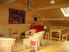 This #furnished #rental BB is tucked away in the heart of the #French #Alps. Forget siding and plywood, this all-natural #chalet is the perfect place to get back to nature. http://www.nyhabitat.com/south-france-apartment/bed-breakfast/1017