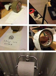 Saw: The Toileting