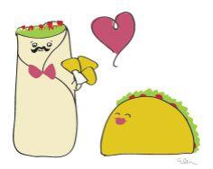 #DosToros #burritos #tacos #love #mexicanfood