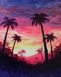 Paint Nite Losangeles | El Torito in Manhattan Beach 06/25/2015