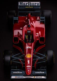 1996-1997 Ferrari F310 - Michael Schumacher
