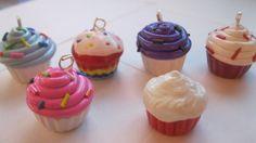 Clay Cupcakes by HipsterJill.deviantart.com on @DeviantArt