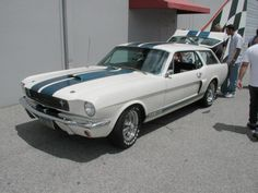 Ford Mustang Pony Wagon