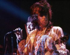Photography Jim Marshall's Intimate Images of Legendary Musicians Mick Jagger and Keith Richards, Double Exposure, 1972 Keith Richards, Rock And Roll Bands, Rock N Roll, Rolling Stones, Exile On Main St, Jim Marshall, Woodstock Music, Charlie Watts, Rock Legends