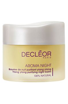 Decléor 'Aroma Night' Ylang Ylang Purifying Night Balm available at #Nordstrom $73 - for nights when skin flares up