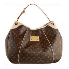 louis  vuitton large handbag | Bolsa Louis Vuitton Galliera - Pronta Entrega