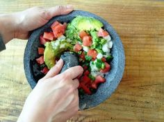 How to Make Guacamole | The Daily Dish