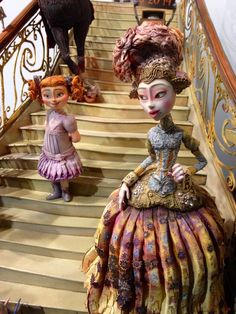 Stop Motion Animation: The Boxtrolls. I read the book a few years ago. Had a different name. Something about monsters in the title. I can't wait to see the film.