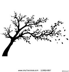 Illustration Of Tree Silhouette Vector Art Clipart And Stock Vectors