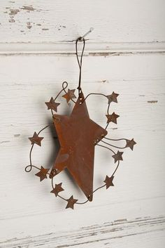 Rusted Star Art