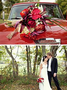 Rustic Red Farm Wedding in Franklin, Tennessee | WeddingWire: The Blog | Jenny Lindsey Photography