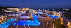 Hotel La Marquise Luxury Resort Complex in Kallithea Top Travel Destinations, Travel Deals, Us Travel, Places To Travel, Top 10 Hotels, Best Hotels, Greece Vacation Packages, Rhodes Hotel, Fine Hotels