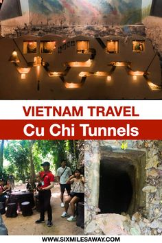 Day Trip from Ho Chi Minh - Visiting the Cu Chi Tunnel Travel Guides, Travel Tips, Travel Destinations, Vietnam Travel Guide, Responsible Travel, Ho Chi, Day Trip, Budget Travel, Fun Facts