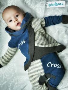 patron couture gratuit sweat bébé