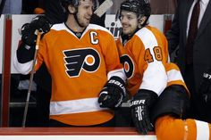 Mike Richards Flyers' captain from 2008-11