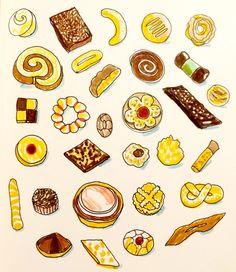 Cookies ~ Marie Åhfeldt