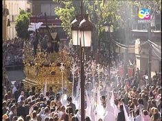 Jesus de la Victoria en Campana Sevilla 2014.