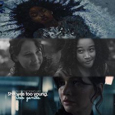 Rue | The Hunger Games Movie