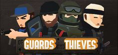 Alpha Preview of Of Guards And Thieves, a competitive stealth game developed by Subvert Games.