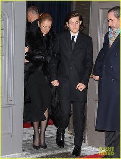 Céline Dion et René Charles Angélil ☝️