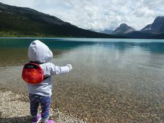 Make sure you visit Bow Lake when you are in Banff National Park. It was our daughter's favorite stop!