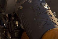Confederate Motorcycles FA-13 Combat Bomber [FUEL TANK]