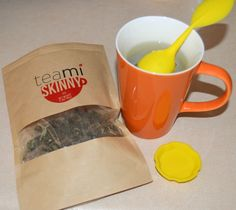 Tea Detox:  Skinny Tea and Colon Cleanse Tea from @TeamiBlends #ThankYouTeami