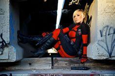 Lady Deadpool (Jessica Nigri)