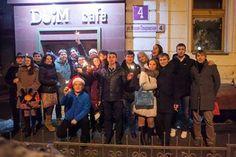 DЫМ cafe на М.Покровской,4 Новый Год 2014